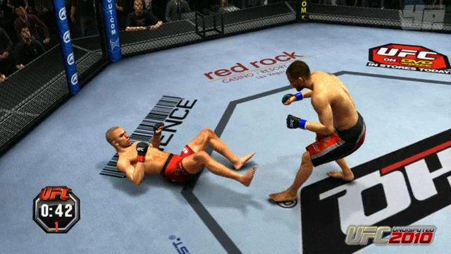 MMA/UFC-Vergleich: Groundgame
