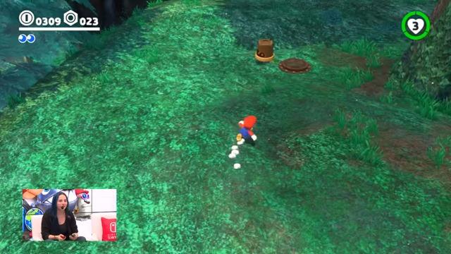 E3 2017: Spielszenen - Wooded Kingdom (Treehouse)