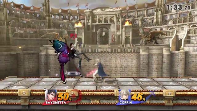 Bayonetta vs. Corrin