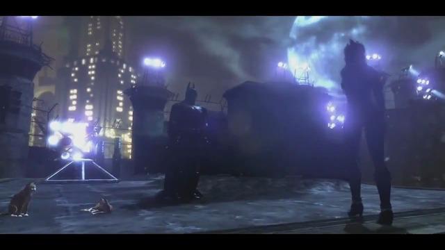 E3 Trailer 2011 - Catwoman