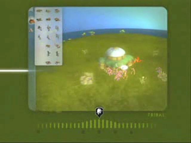 GDC-Spielszenen