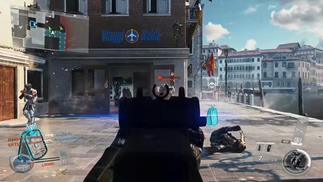 Sabotage Multiplayer Trailer