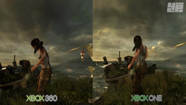 Grafikvergleich: Xbox 360 vs. Xbox One