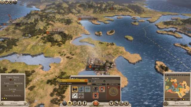 Aurelian Campaign (Let's Play von Creative Assembly)