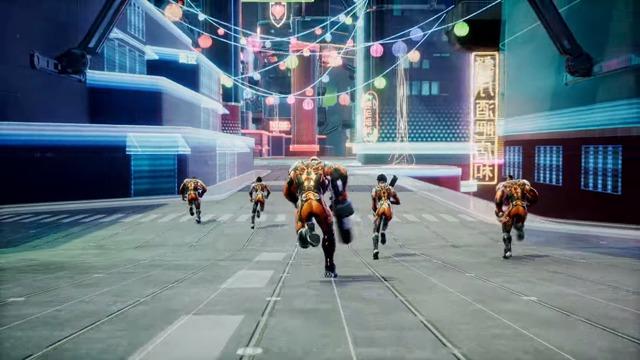 Wrecking Zone Gameplay Trailer