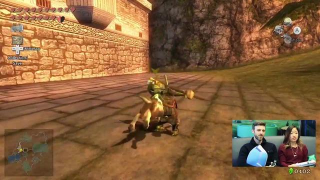 HD: Spielszenen (Nintendo Minute)