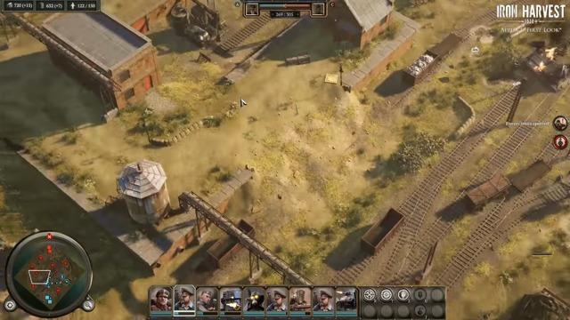 Alpha 1 Gameplay