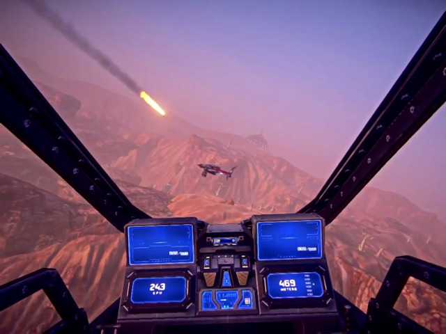 Massive Air Combat