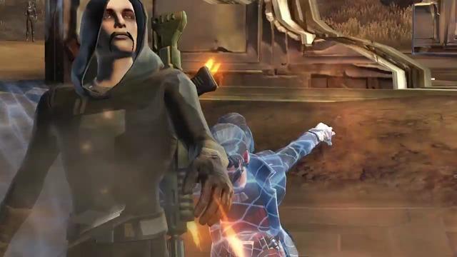 Charakterfortschritt Imperialer Agent