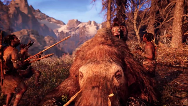 Die erste Stunde mit Far Cry Primal