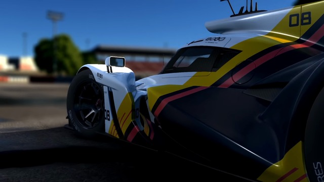Endurance Series DLC