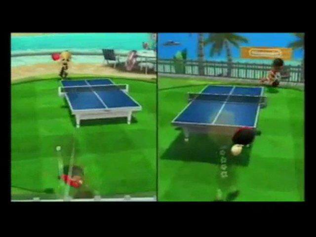 Tischtennis-Wettkampf