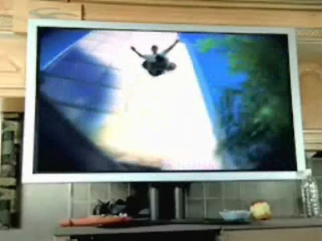 TV-Spot Daumen