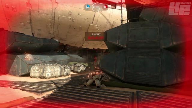Multiplayer-Spielszenen aus der finalen Version
