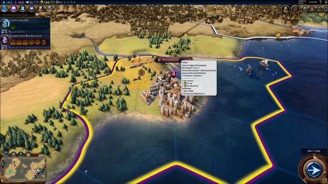 First Look: Ägypten