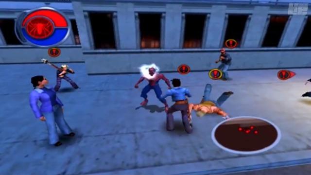 Im Wandel der Zeit: Spider-Man in offenen Spielwelten