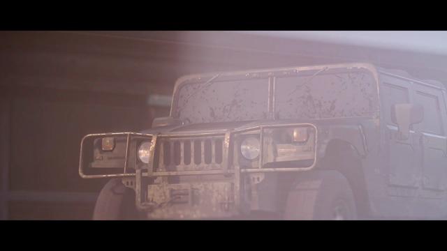 Drive Hard-Trailer