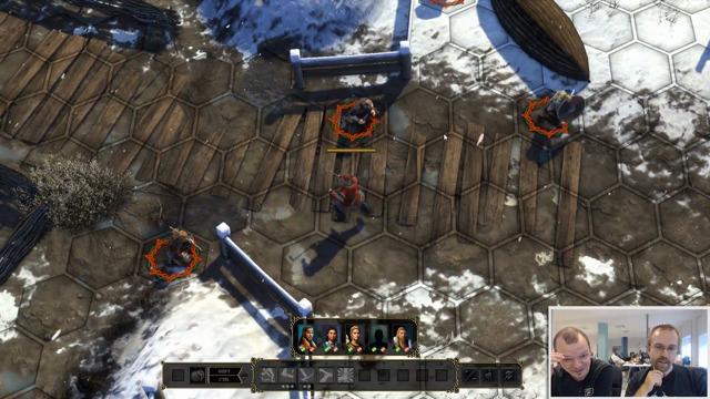 Devs Play - The Northmen Raid