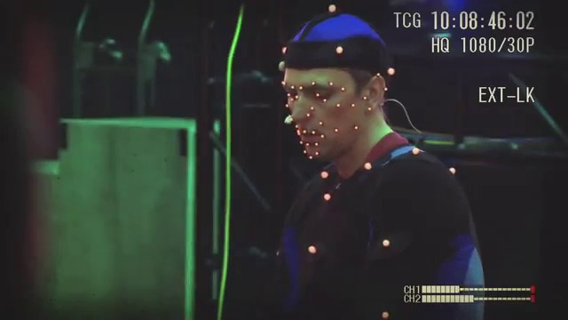 Motion Capture-Video