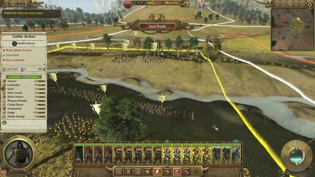 Azhag's Quest Battle