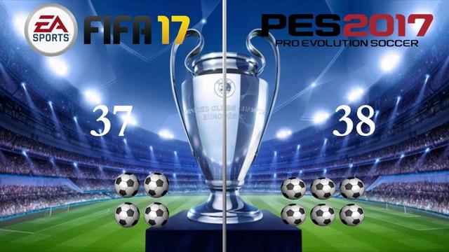 Der große Fußballvergleich, Teil 2