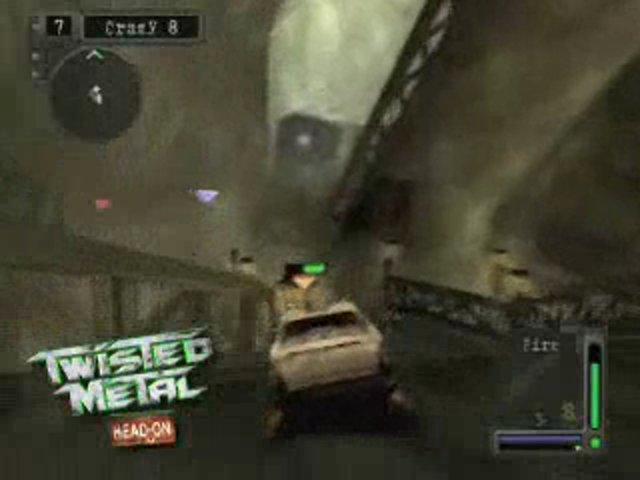 PS2-Spielszenen Theme Park