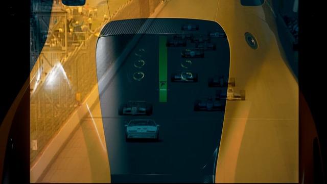 Vision Gran Turismo Auto Pininfarina Fittipaldi EF7