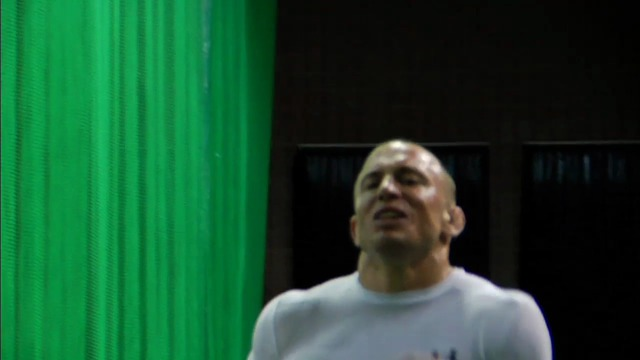Georges St-Pierre-Teaser