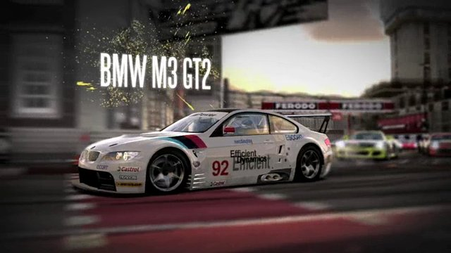 BMW M3 GT2 GameStop