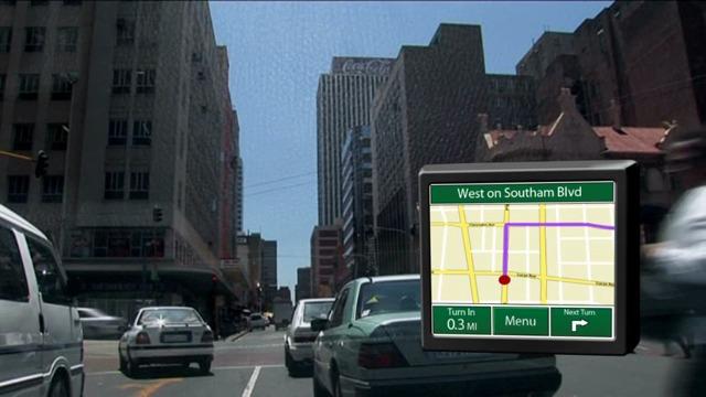 GPS-Trailer
