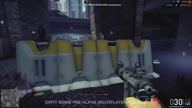 Spielszenen aus der Alpha
