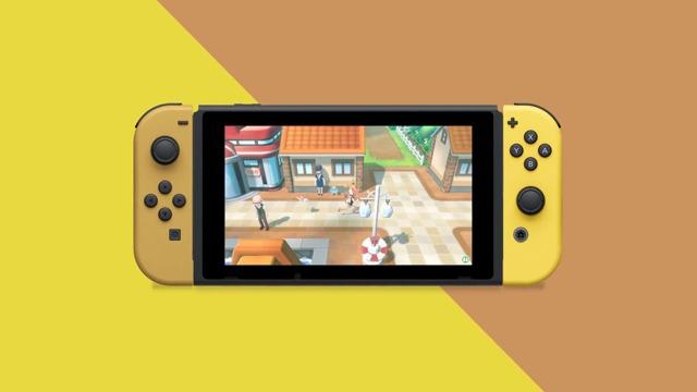 Nintendo Switch Pikachu- & Evoli-Editionen