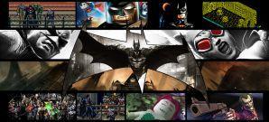 Wie hat sich der virtuelle Batman seit den 80er-Jahren entwickelt?
