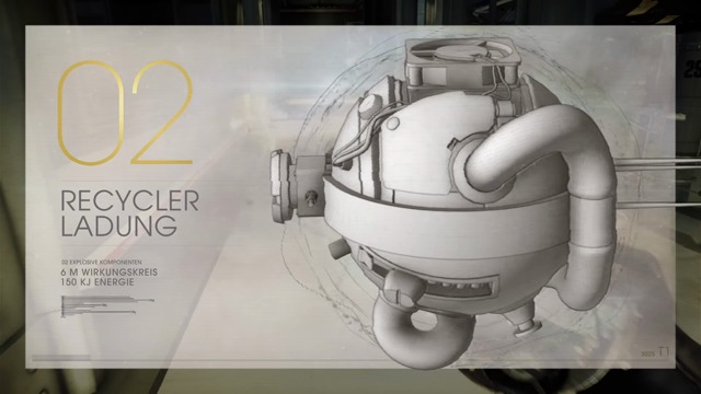 Maschinenlabor: Waffen, High-Tech-Geräte und Ausrüstung