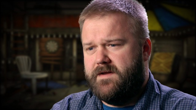 Robert Kirkman im Interview