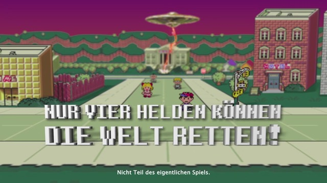 EarthBound - SNES auf Virtual Console
