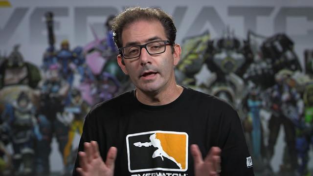 Weiterentwicklung von Overwatch Esports