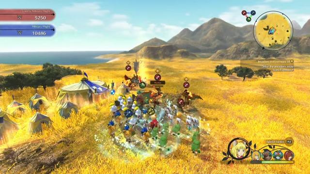 Spielszenen: Skirmish