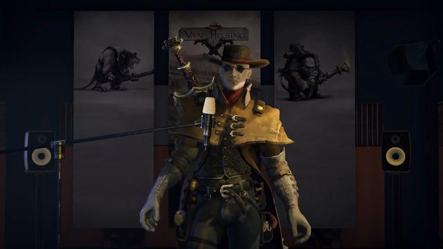 Van Helsing-Cast