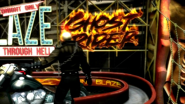 Ghost Rider-Table