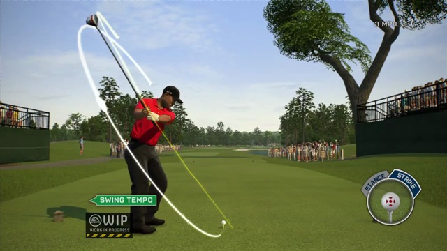 New Swing Mechanic