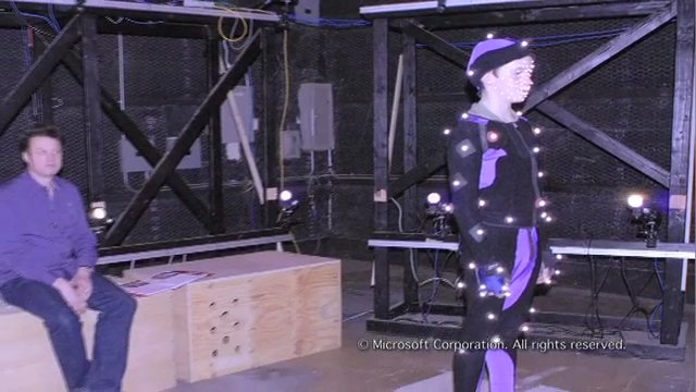 Motion Capturing-Video