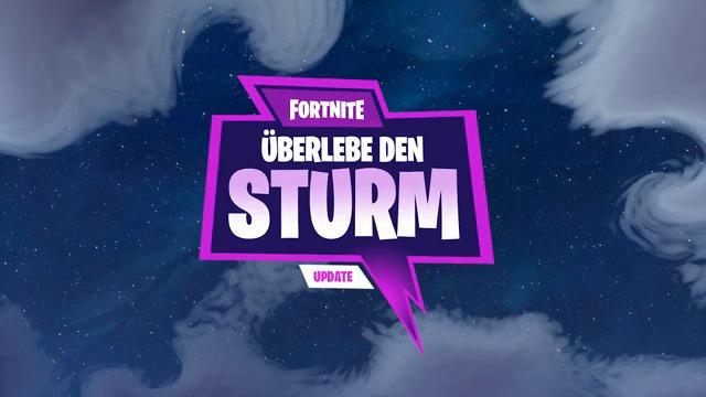 Update: Überlebe den Sturm