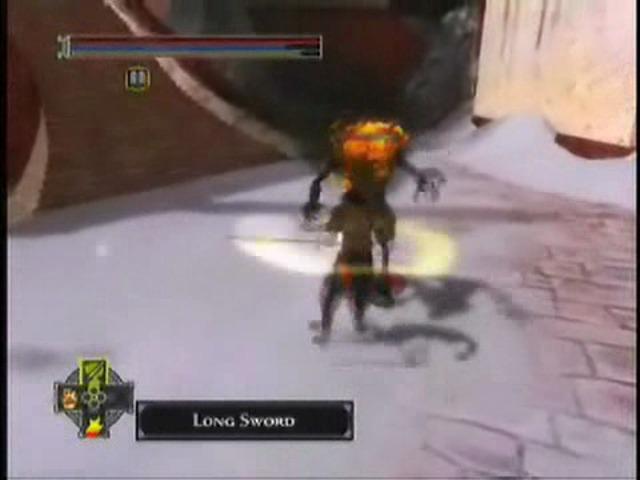 Combat-Gameplay