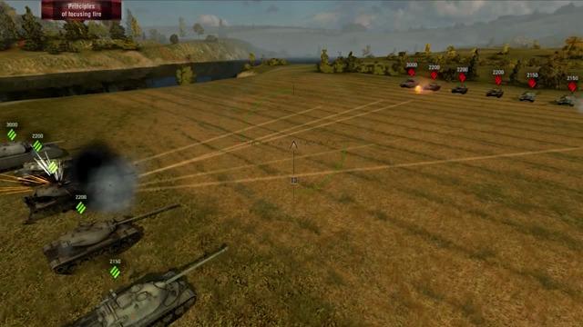 Tank Academy: Focusing Fire