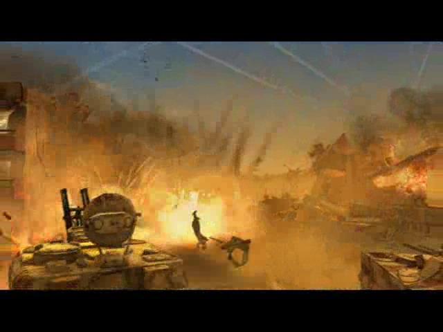 PhysX-Trailer