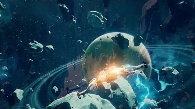 Xbox One Pre-Alpha-Spielszenen