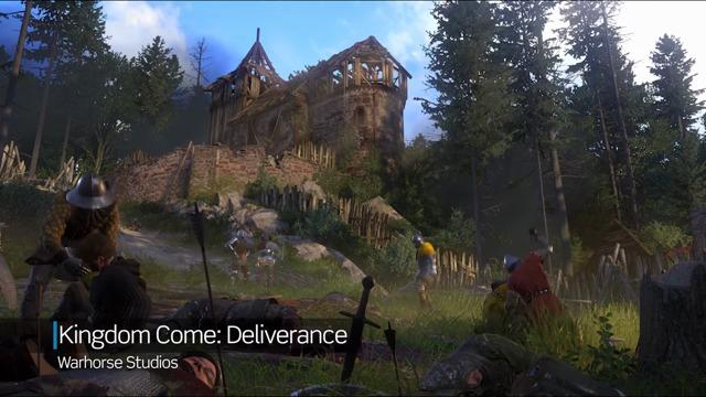 CryEngine 5 - GDC Showcase 2018
