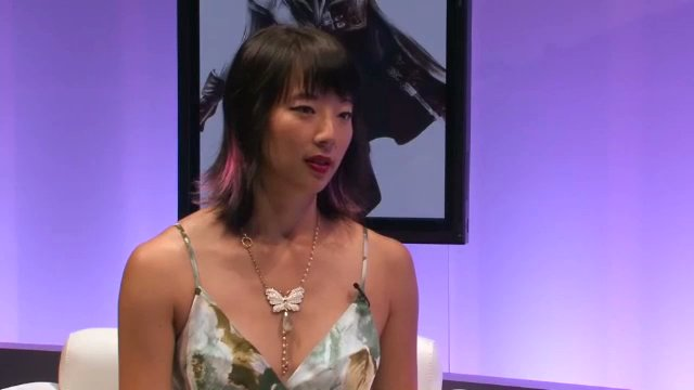 Jade Raymond-Interview