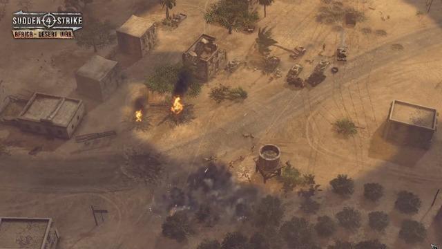 Africa Desert War DLC